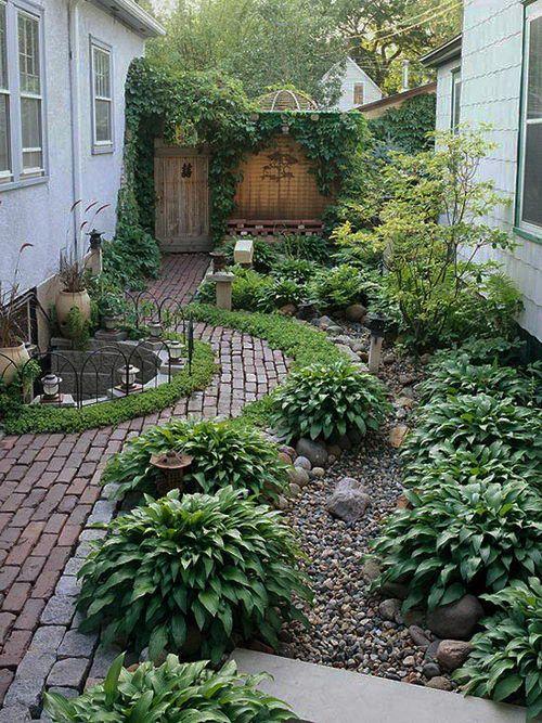 Фото под названием красивые сады и