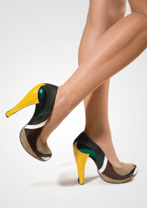 Креативные туфли