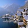 Зимняя поездка в горы