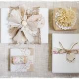 Красивые подарочные упаковки. Фото